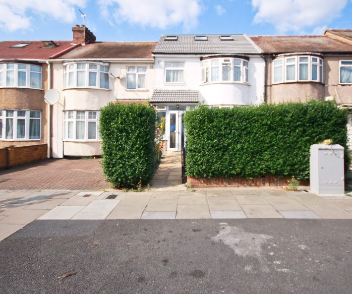 Sunnycroft Road, Southall