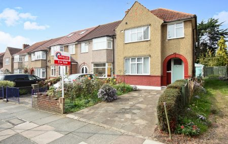 Sherwood Avenue, Greenford