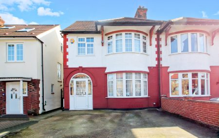 Courtfield Avenue, Harrow