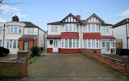 Conway Crescent , Greenford