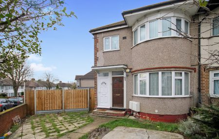 Birkbeck Avenue, Greenford