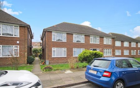 Stickleton Close, Greenford