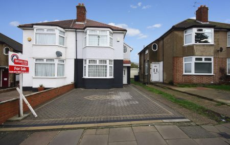 Court Farm Road, Northolt