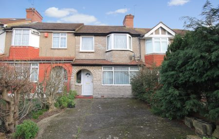 Currey Road, Greenford