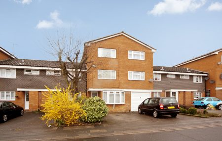 Bannister Close, Greenford