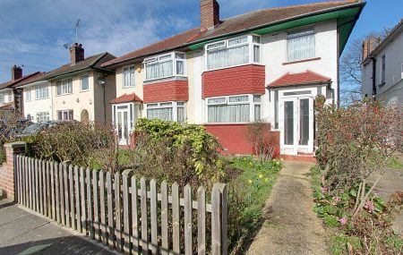 Daryngton Drive, Greenford