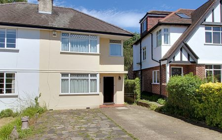 Chinnor Crescent, Greenford
