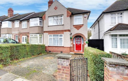 Robin Hood Way, Greenford